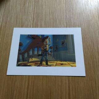 ディズニー(Disney)のディズニーワールドで購入 トイ・ストーリー ウッディ ポストカード(その他)