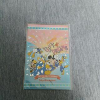 ディズニー(Disney)のディズニーランド 20周年 ポストカード(その他)