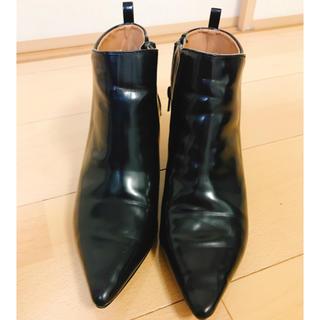 ザラ(ZARA)のZARAショートブーツ サイズ37(ブーツ)