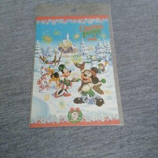 ディズニー(Disney)のディズニーランド 2008 クリスマス ポストカード(その他)