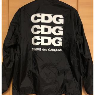 ジーディーシー(GDC)のGDC コム・デ・ギャルソン コーチジャケット(ナイロンジャケット)