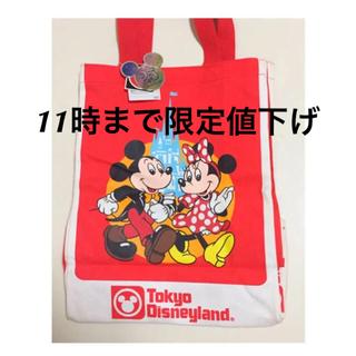 Disney - ディズニー 復刻版 ディズニーランド バッグ