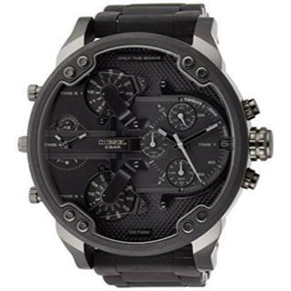ディーゼル(DIESEL)のCOOLなブラック★DIESELディーゼルDZ7396★新品1年保証(腕時計(アナログ))