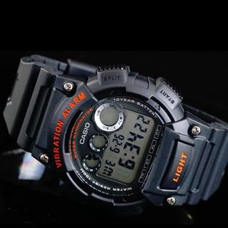 カシオ(CASIO)の【新品】CASIO デジタル腕時計(腕時計(デジタル))