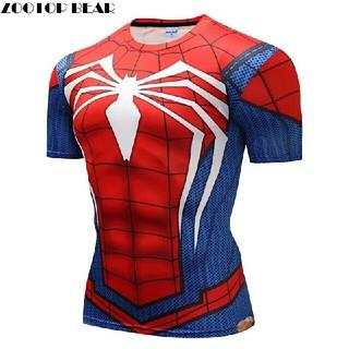 MARVEL - スパイダーマン Tシャツ