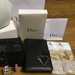 Dior - Dior  ディオール  2018クリスマス限定ポーチや非売品手帳などお得セット