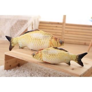 猫おもちゃ 魚型 3点セット(任意)