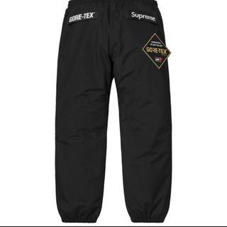 シュプリーム(Supreme)の最終値下げ supreme GORE-TEX Pant 黒 Sサイズ      (その他)