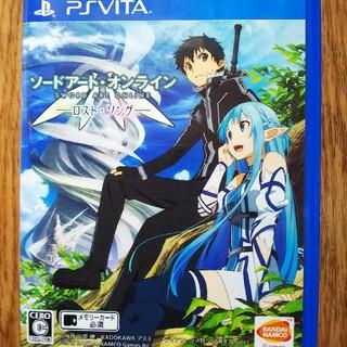 プレイステーションヴィータ(PlayStation Vita)のVita*ソードアートオンライン・ロストソング(携帯用ゲームソフト)