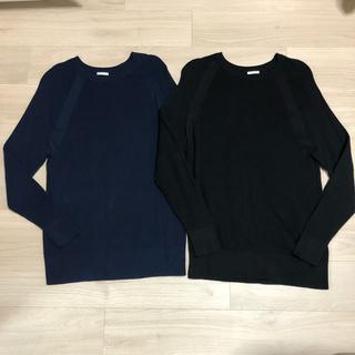 ジーユー(GU)のGU ジーユー ニット セーター(ニット/セーター)