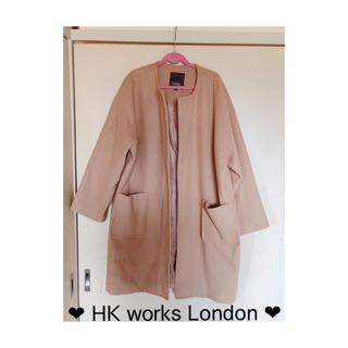 シマムラ(しまむら)のロングコート / HK works London(ロングコート)
