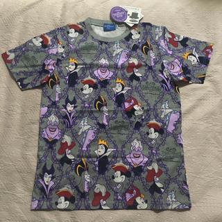 ディズニー(Disney)の送料込み 新品タグ付き 2017 ディズニー ハロウィン Tシャツ ヴィランズ(Tシャツ(半袖/袖なし))