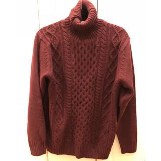 ジーユー(GU)のGU  ハイネック セーター(ニット/セーター)