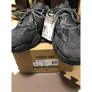 アディダス(adidas)の新品 adidas originals YEEZY 500 (スニーカー)