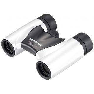 OLYMPUS ダハプリズム双眼鏡 8x21 RCII パールホワイト 小型軽量(その他)