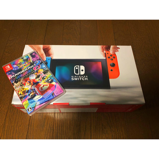 Nintendo Switch - NINTENDO SWITCH マリオカート付