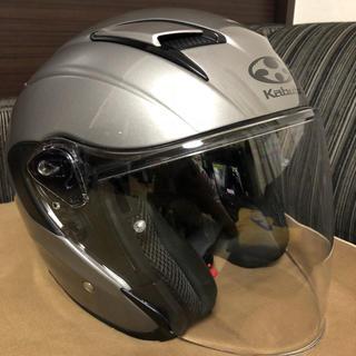 オージーケー(OGK)のOGK Kabuto EXCEED カブト エクシード Mサイズ(ヘルメット/シールド)