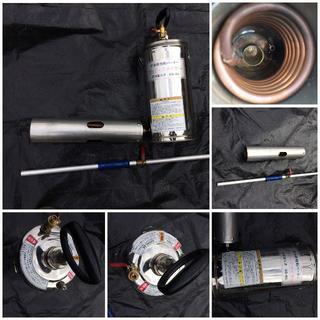 清水製作所 ゴッドファイヤー SG-80 業務用 屋外用 携帯 石油バーナー (工具/メンテナンス)