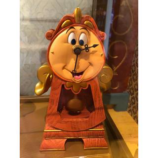Disney - コグスワース 時計 置時計 振り子時計 美女と野獣 ディズニー