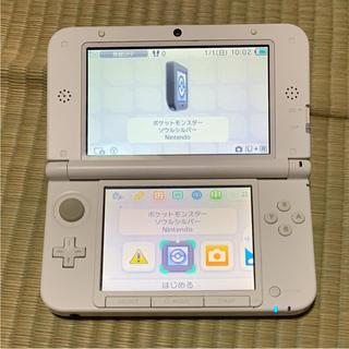 ニンテンドー3DS(ニンテンドー3DS)の3ds LL(携帯用ゲーム本体)