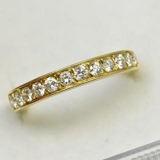 専用です ピンキー K18 合計 0.30ct ダイヤモンドリング 4号 指輪 (リング(指輪))