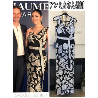TADASHI SHOJI - アンミカさん着用◆Tadashishoji◆ロングドレス