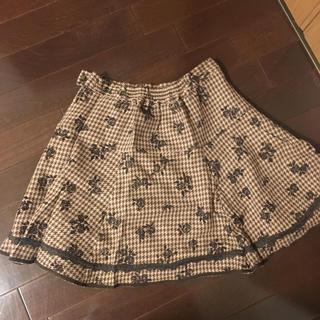 アクシーズファム(axes femme)のスカート axes femme(ミニスカート)