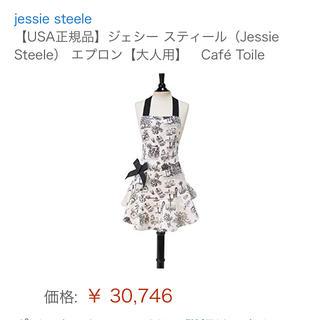 ジェシースティール(Jessie Steele)の【値下げしました】ジェシースティールのエプロン(その他)
