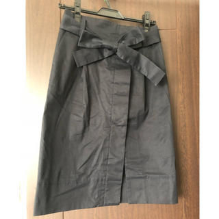 アクアガール(aquagirl)のアクアガール  aquagirl 前明きタイトスカート(ひざ丈スカート)
