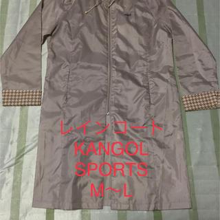 カンゴール(KANGOL)のKANGOL SPORTS レインコート M~L(レインコート)
