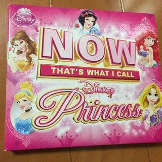 Disney - DisneyCD(プリンセスベスト)