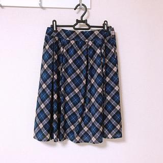 アリスバーリー(Aylesbury)のアリスバーリー チェックスカート(ひざ丈スカート)