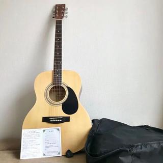 ハニービー(HONEY BEE)のHONEY BEE アコースティックギター 入門セット(アコースティックギター)