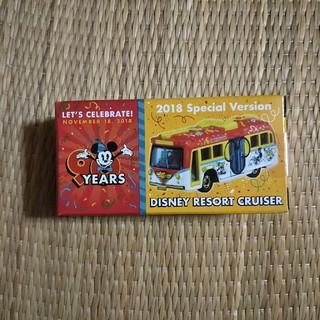 Disney - ミッキー90周年 トミカ ディズニーリゾートクルーザー