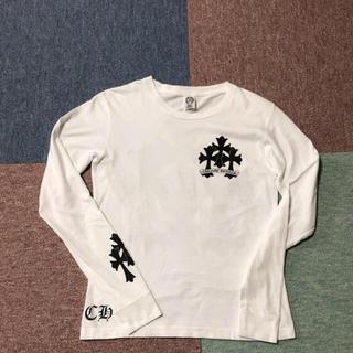 Chrome Hearts - クロムハーツ  ロングTシャツ   白