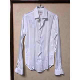 ZARA - ■ZARA デザインシャツ スリムフィット