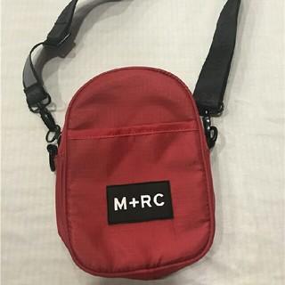 ノワール(NOIR)のM+RC NOIR マルシェノア ショルダーバッグ 男女兼用(ショルダーバッグ)