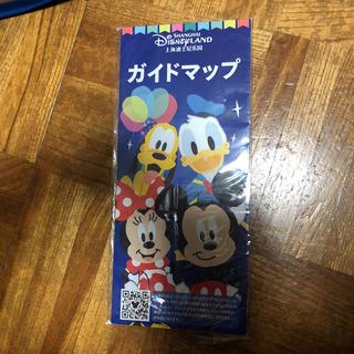 ディズニー(Disney)の上海ディズニーランド 最新ガイドマップとるるぶのセット(地図/旅行ガイド)
