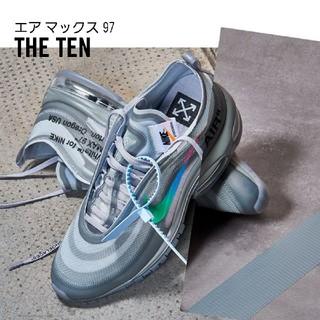 ナイキ(NIKE)の ナイキ THE TEN air max 97 オフホワイト 28.5(スニーカー)