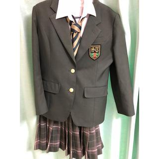 高校制服 緑
