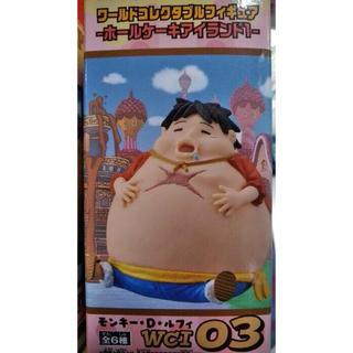 バンプレスト(BANPRESTO)のワンピース フィギュア 満腹ルフィ(アニメ/ゲーム)