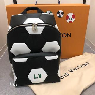 ルイヴィトン(LOUIS VUITTON)のルイヴィトン アポロ バックパック FIFAワールドカップ(バッグパック/リュック)