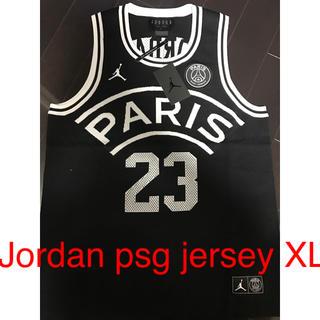 ナイキ(NIKE)の希少サイズ Jordan psg jersey XL(タンクトップ)