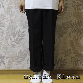 カルバンクライン(Calvin Klein)の【早い者勝ち】Calvin Klein スラックス(スラックス)