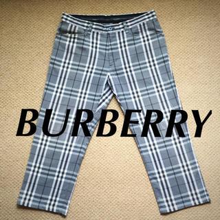 バーバリー(BURBERRY)のBURBERRY  ノバチェック(スラックス)