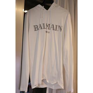 バルマン(BALMAIN)のBALMAIN プルオーバーパーカー (パーカー)
