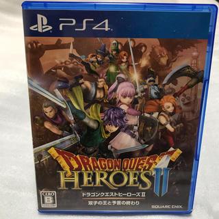 プレイステーション4(PlayStation4)のドラゴンクエストヒーローズII 双子の王と予言の終わり(家庭用ゲームソフト)