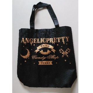 Angelic Pretty - ノベルティ ハロウィン トートバッグ 不織布バッグ