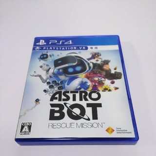 プレイステーション4(PlayStation4)のPS4 早期購入特典未使用 アストロボット ASTRO BOT(家庭用ゲームソフト)