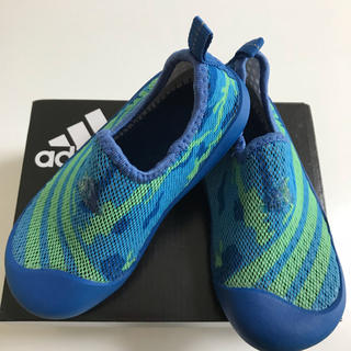 アディダス(adidas)のキッズadidas靴 15cm(アウトドアシューズ)
